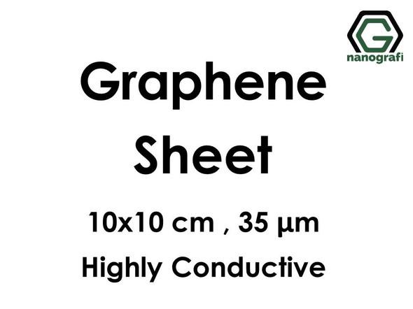 Graphene Sheet 10 cm x 10 cm