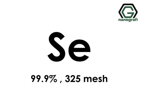 Se (Selenium) Micron Powder, 325 Mesh, 99.9%