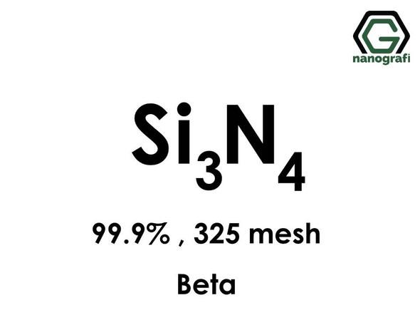 Silicon Nitride Micron Powder, Si3N4, Beta, 325 mesh , 99.9%