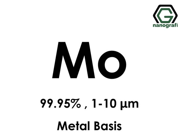 Molybdenum Micron Powder , Mo 99.95%, 1-10 um, Metal basis