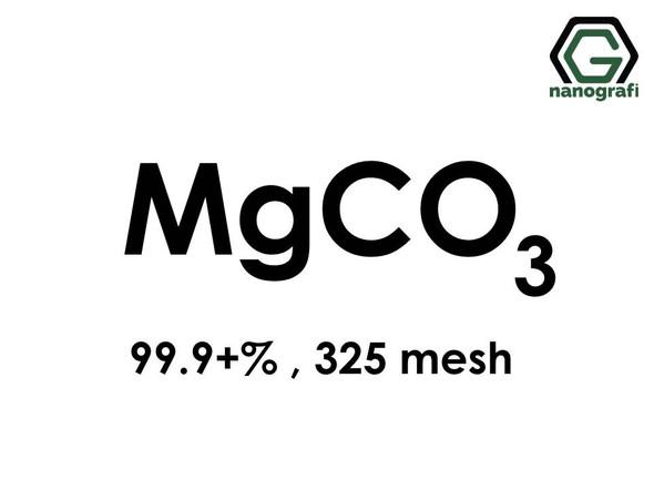MgCO3(Magnesium Carbonate) micronparticles, 325 mesh , 99.9+%