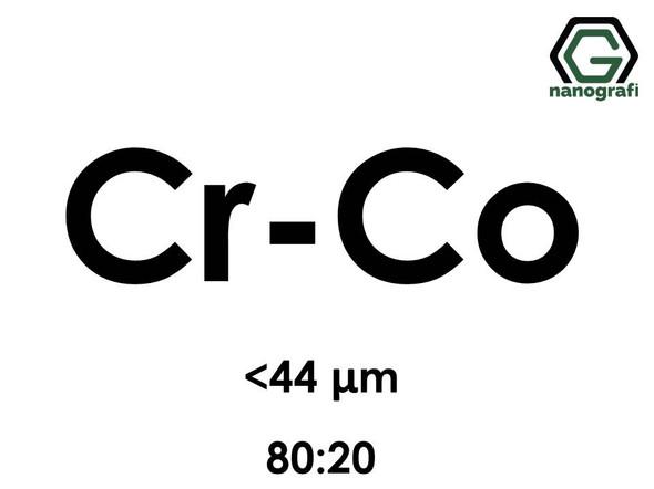 Chromium Cobalt Alloy (Cr-80% Co-20%) < 44 micron