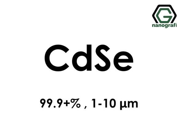 Cadmium Selenide (CdSe) Micron Powder, Purity: 99.9+%, Size: 1-10 µm