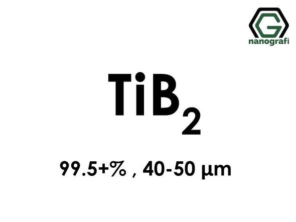 TiB2(Titanium Boride) Micron Powder 99.5+%, 40-50 um
