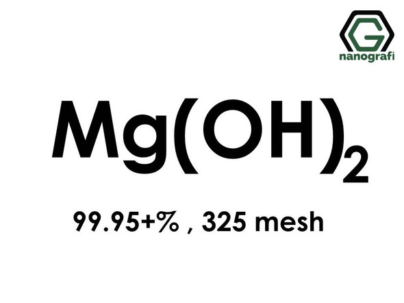 Magnesium Hydroxide Mg(OH)2 Micron powder Mg(OH)2 , 99.95+%, 325 mesh