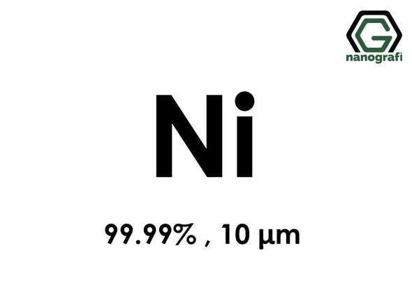 Ni(Nickel) Micron Powder, 10 Micron, 99.99 %