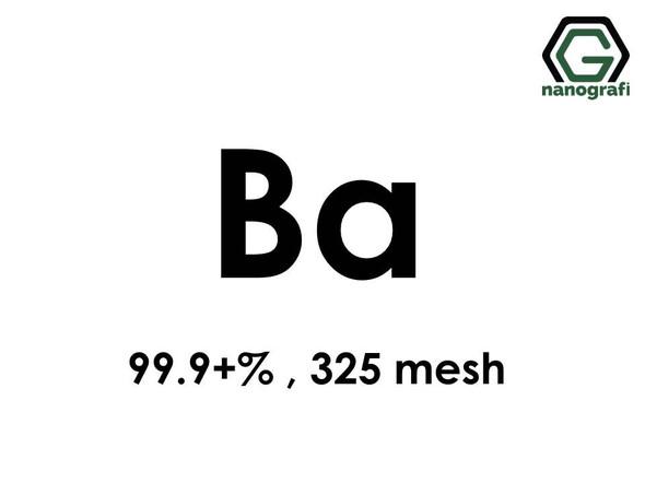Barium Micron Powder, 325 mesh, 99.9+%