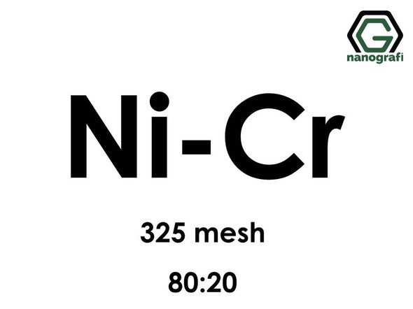 Nickel Chromium Micron Powder Ni-80% Cr-20% 325 mesh