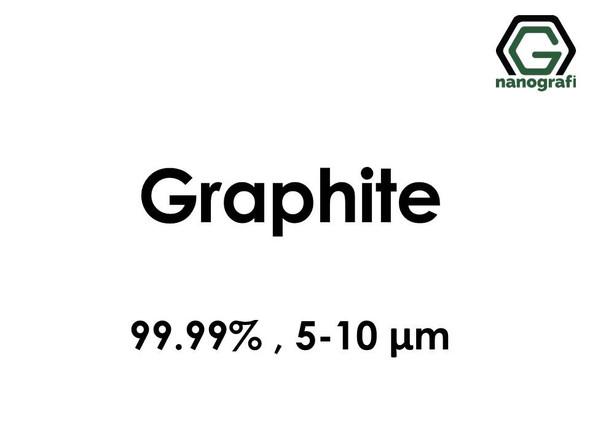 Graphite Micron powder , 5-10 um,99.9%