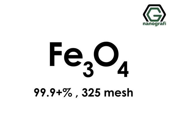 Fe3O4(Iron Oxide) Micron Powder , 325 mesh, Purity 99.9+%