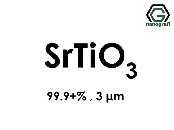 SrTiO3(Strontium Titanate) Micron Powder, 99.9+% , 3 micron