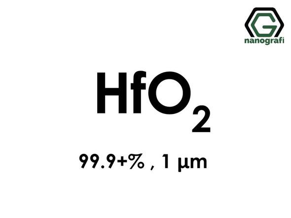 Hafnium Oxide Micron powder 1 micron, %99.9+