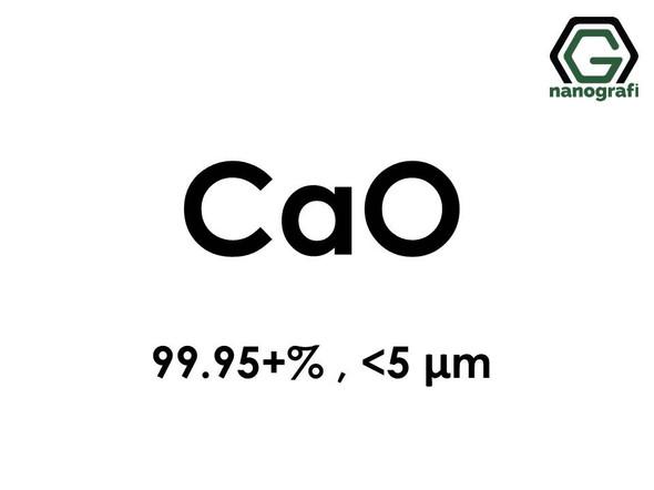Calcium Oxide Micron powder CaO , <5 micron, 99.95+