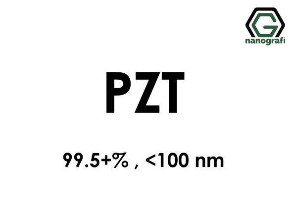 Lead Zirconate Titanate ( PZT ) nano powder , PZT, 99.5+ % , <100 nm