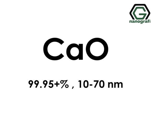 Calcium Oxide (CaO) Nanopowder/Nanoparticles, Purity: 99.95+%, Size: 10-70 nm