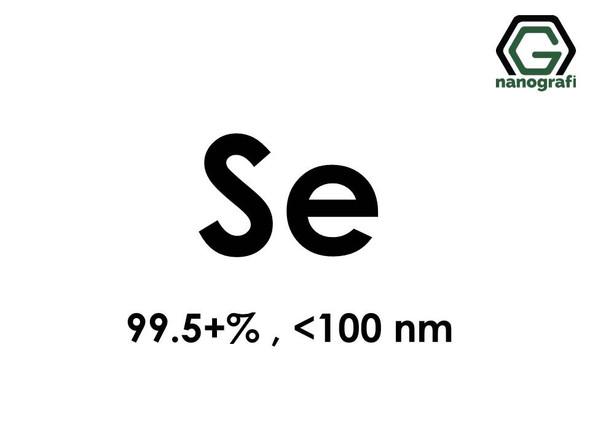 Selenium Nanopowder, Se , <100 nm, 99.5+%