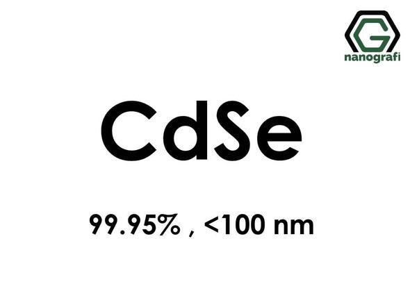 Cadmium selenide Nanopowder, 99.95%, <100 nm