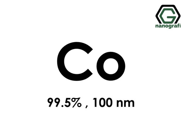 Co(Cobalt ) Nanoparticles, 100nm, Purity 99.5%