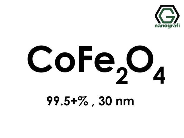 Cobalt iron oxide (CoFe2O4) nanopowder, 30 nm , 99.5+ %