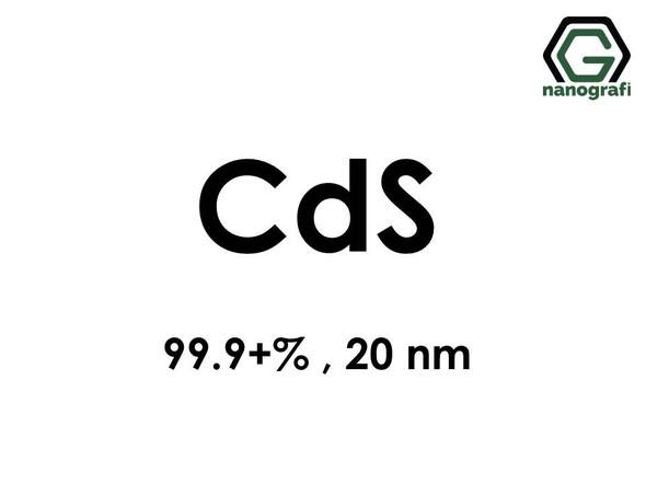 Cadmium Sulfide Nano powder, CdS, 99.9+%, 20 nm