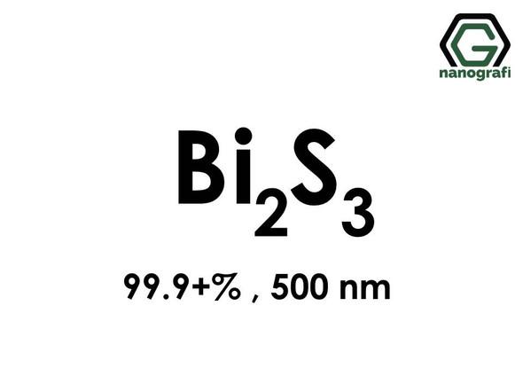 Bismuth(III) sulfide, Bi2S3 nanopowder, 500 nm , 99.9+%