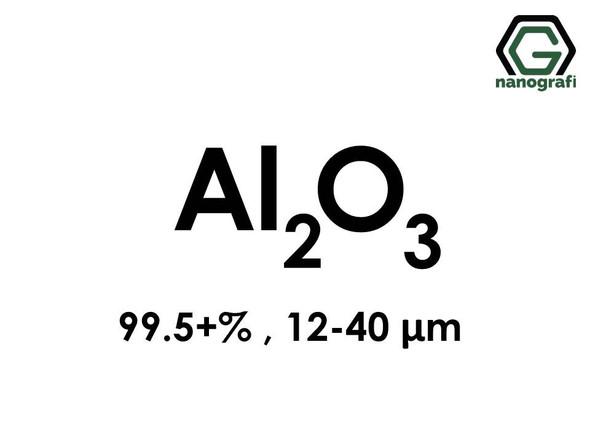 Al2O3(Aluminium Oxide) Micron Powder, 12-40 Micron , 99.5+%
