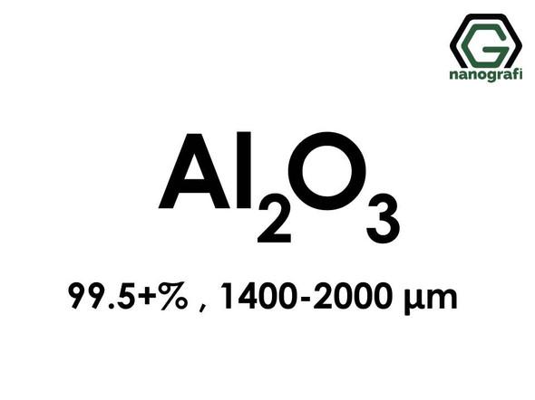 Al2O3(Aluminium Oxide) Micron Powder, 1400-2000 Micron , 99.5+%