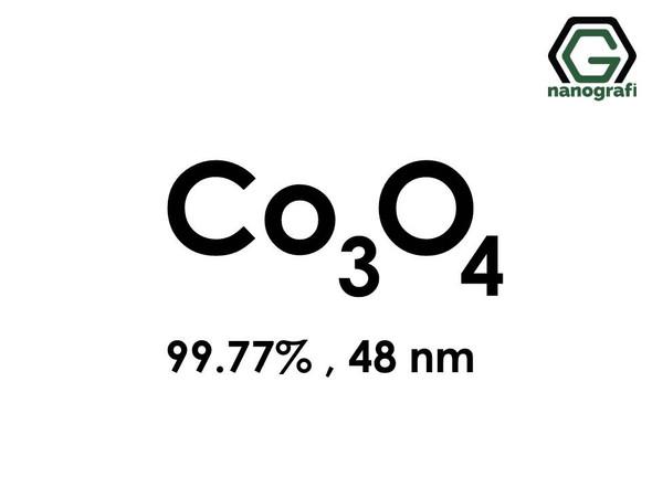 Cobalt Oxide (Co3O4) Nanopowder/Nanoparticles, Purity: 99.77%, Size: 48 nm- NG04SO0601
