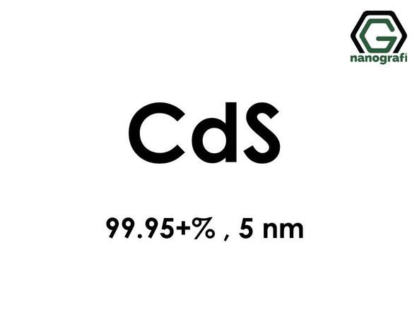 Cadmium Sulfide Nano powder, CdS, 99.95+%, 5 nm