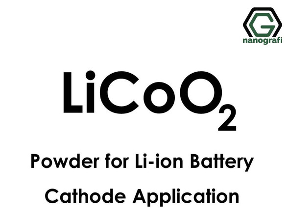 Lithium Cobalt Oxide Micron Powder (LiCoO2) for Li-ion Battery Cathode Application
