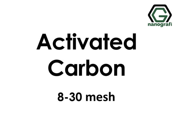 Activated Carbon Micron Powder, Size: 8*30 Mesh