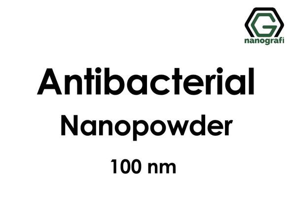 Antibacterial Nanopowder/Nanoparticles, Size: 100 nm