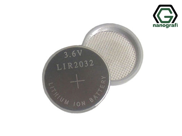 CR2032 Coin Cell Cases with 304SS, Diameter: 20 mm, Height: 3.2 mm