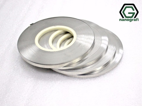 18650 Nickel Strip for Battery Tab, Width: 4 mm, Thickness: 0.1 mm, 1 Roll: 1 kg