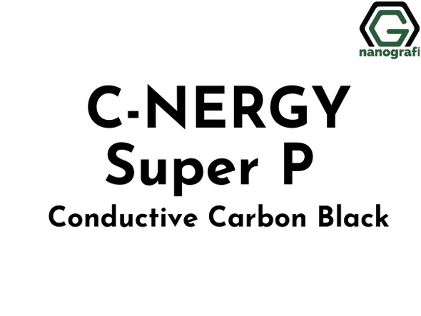 C-NERGY Super P Conductive Carbon Black, 1 bag: 40 g (NG04CO08028)