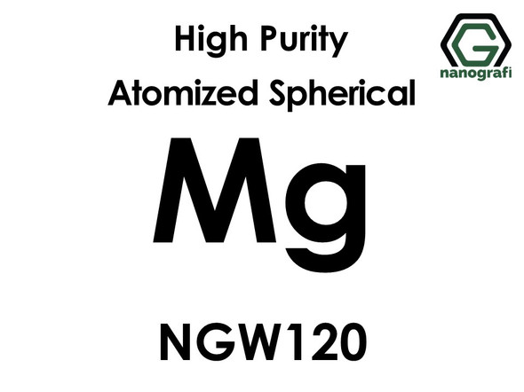High Purity Atomized Spherical Magnesium (Mg) Powder NGW120