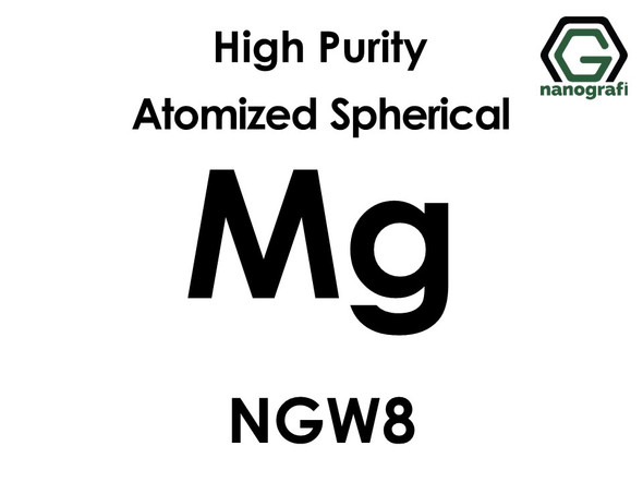 High Purity Atomized Spherical Magnesium (Mg) Powder NGW8