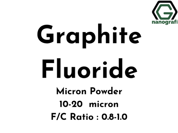 Graphite Fluoride (Carbon Monofluoride) Micron Powder for Li-ion Battery, 10-20  micron, F/C Ratio : 0.8-1.0