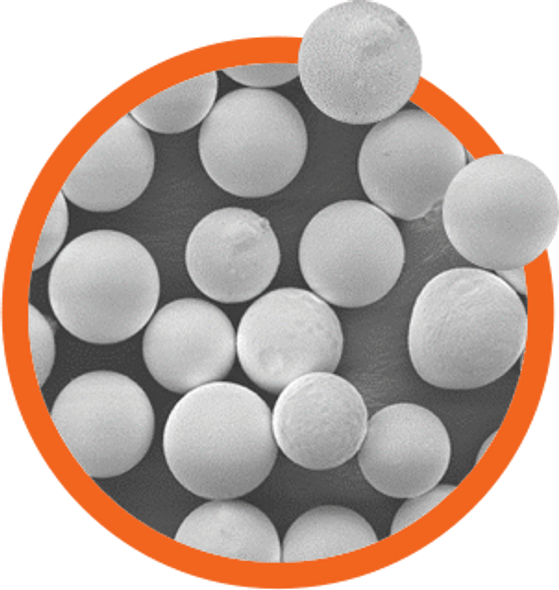 Spherical Nickel Base Alloy Micron Powder, Inconel 625 Powder,  Size: 50-120 µm