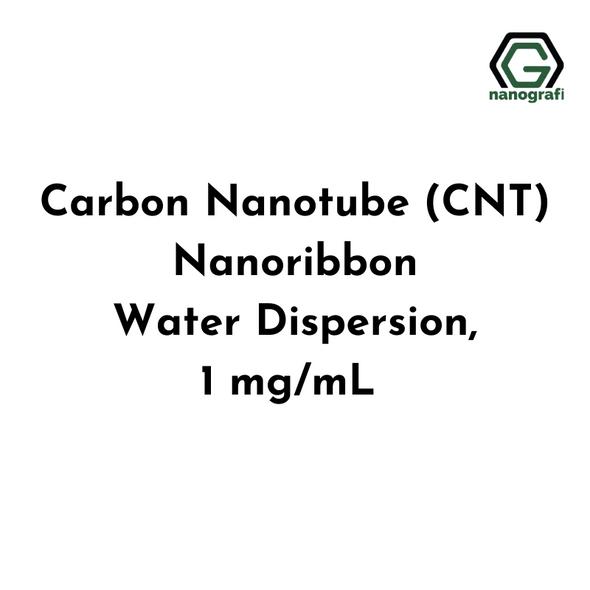 Carbon Nanotube (CNT) Nanoribbon  Water Dispersion, 1 mg/mL