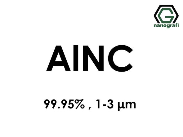 Carbon Aluminium Nitride (AlNC) Micron Powder, Purity: 99.95%, Size: 1-3 µm- NG04CO0201