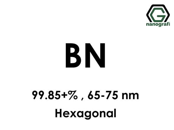 Boron Nitride (BN) Nanopowder/Nanoparticles, Purity: 99.85+%, Size: 65-75 nm, Hexagonal- NG04CO0302