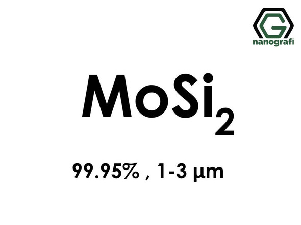 Molybdenum Disilicide (MoSi2) Micron Powder, Purity: 99.95%, Size: 1-3 µm- NG04CO1201
