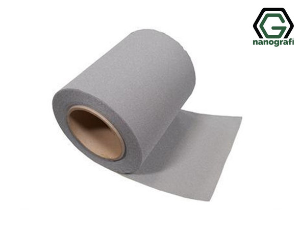 Nickel Foam for Battery Cathode Substrate, Size:  1000 mm x 300 mm x 1.6 mm- NG08BE0801