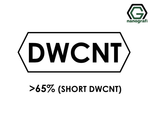 Short Length Double Walled Carbon Nanotubes, Purity: > 65% - NG01DW0201