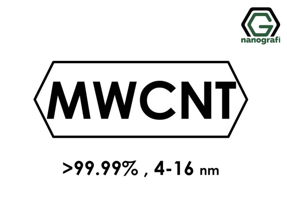 Graphitized Multi Walled Carbon Nanotubes, Purity: > 99.99%, Outside Diameter: 4-16 nm- NG01GM0101
