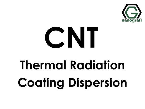 Carbon Nanotubes Thermal Radiation Coating Dispersion- NG02CN0124