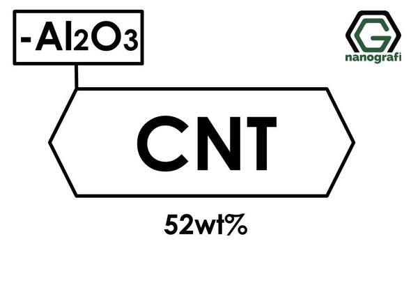 Carbon Nanotubes Doped with 52 wt% Alumina (Al2O3) Nanopowder/Nanoparticles