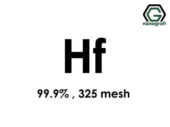 Hf(Hafnium) Micron Powder, 325 mesh,99.9 %