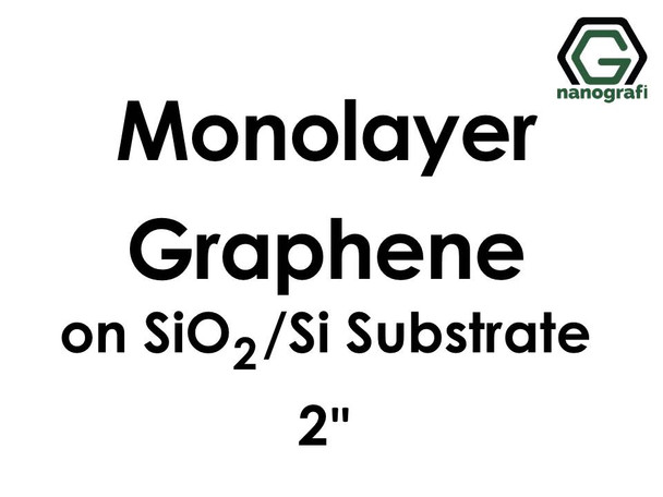 Monolayer Graphene On SiO2/Si Substrate
